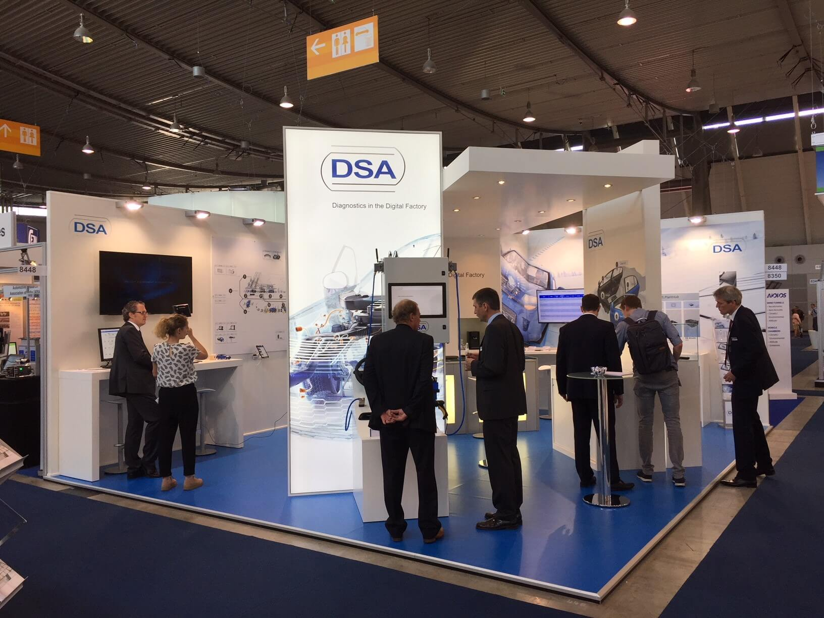 Automotive testing expo 2018 – Data Analytics in der digitalen Fabrik