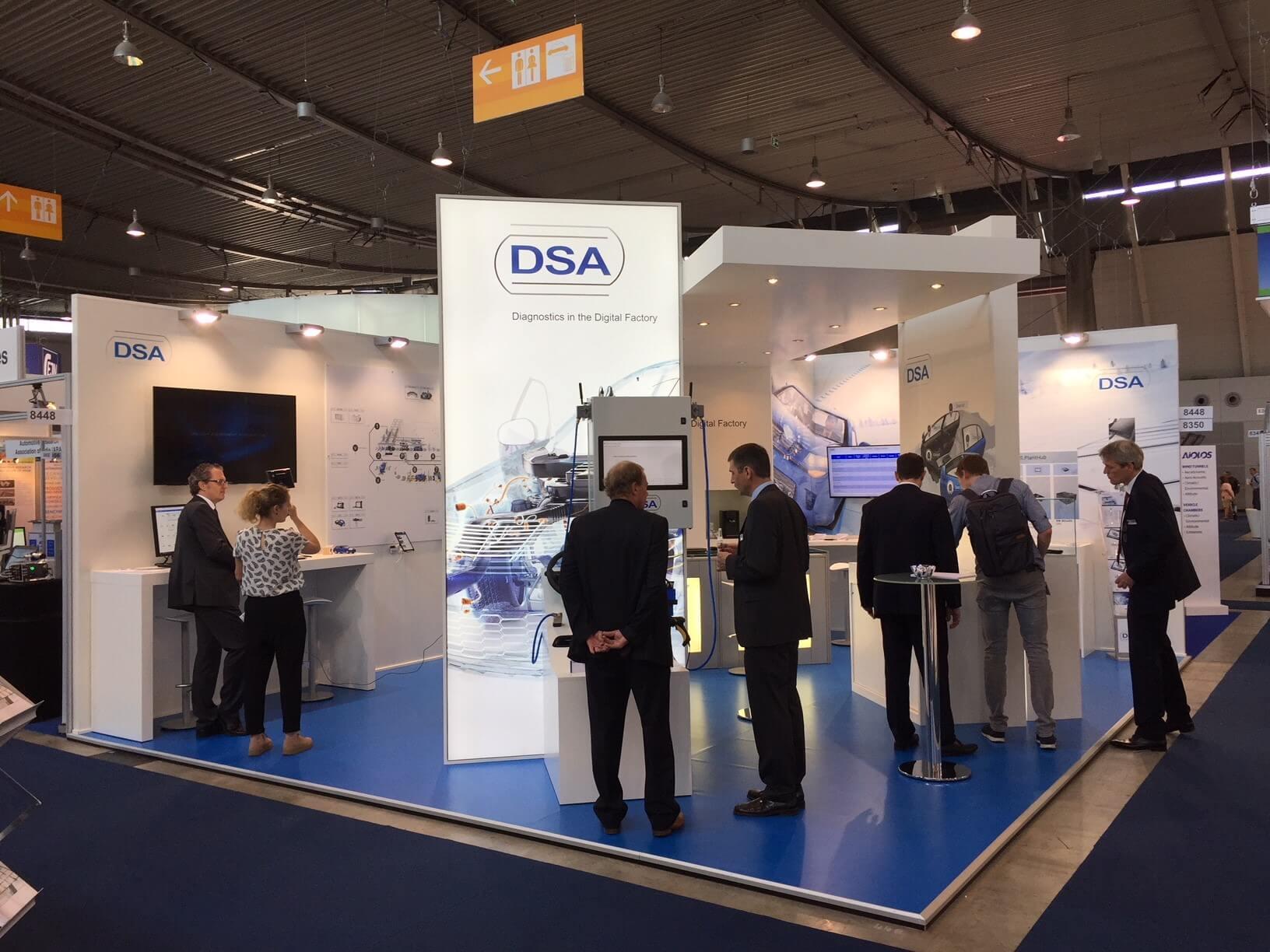 Automotive testing expo 2018 – Data Analytics in der digitalen Fabrik