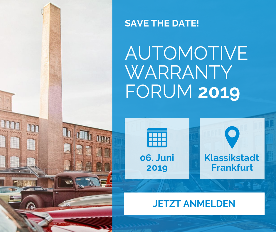 automotive warranty forum 2019 popup